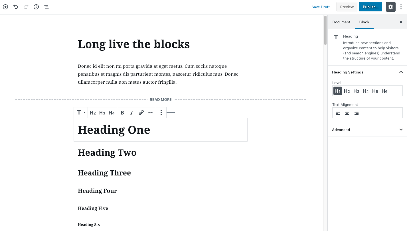 Preparing for WordPress 5 0 & Gutenberg editor - SeventhQueen
